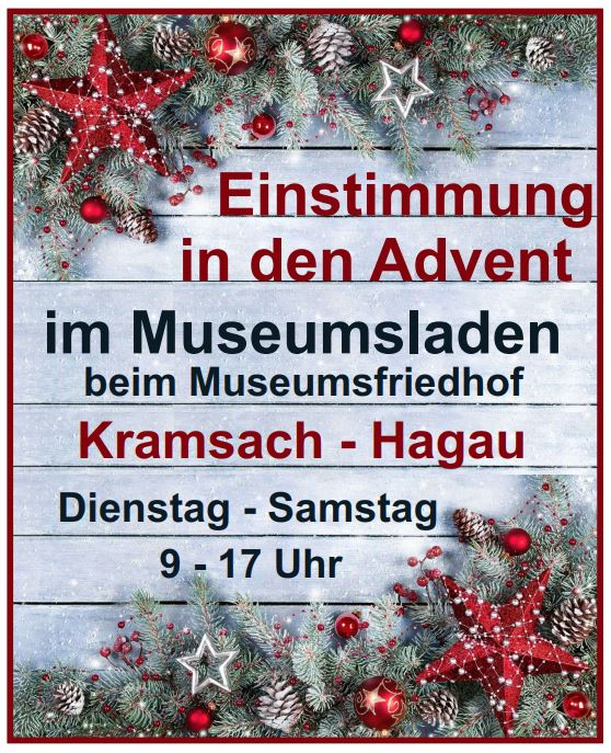 Einstimmung in den Advent